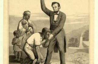 Don't Deal With Racism Directly: Abe Lincoln