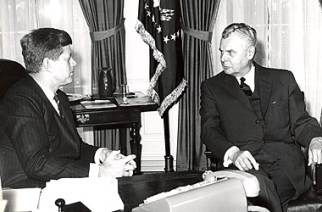 JFK's Phone Taped Conversation Regarding His Conflict With Diefenbaker