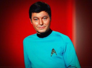 Explaining the Success of Star Trek DeForest Kelley
