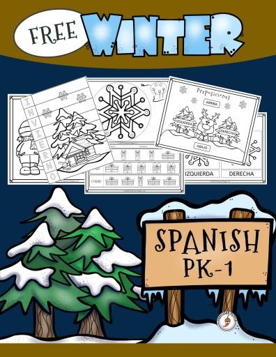 Free Downloadable PK Spanish Pack