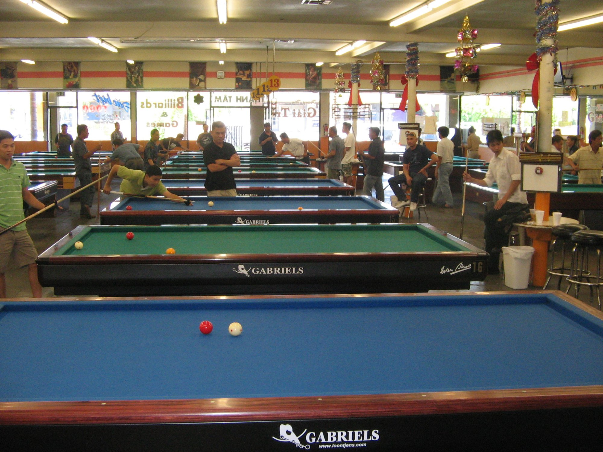 hight resolution of thanh tam billiards usba international open tournament 2011
