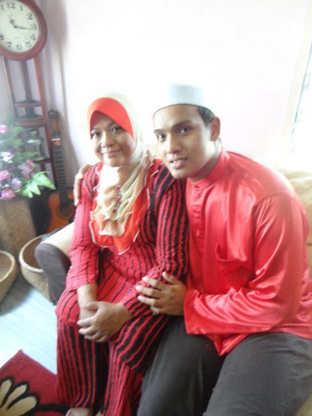 Hariz Bersama Ibu
