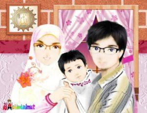 Kartun Gambar Muslimah Yang Cantik-00000137