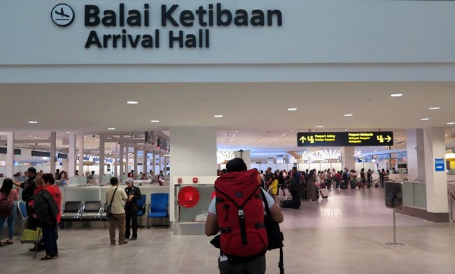 Rent a Car in Airport KLIA2