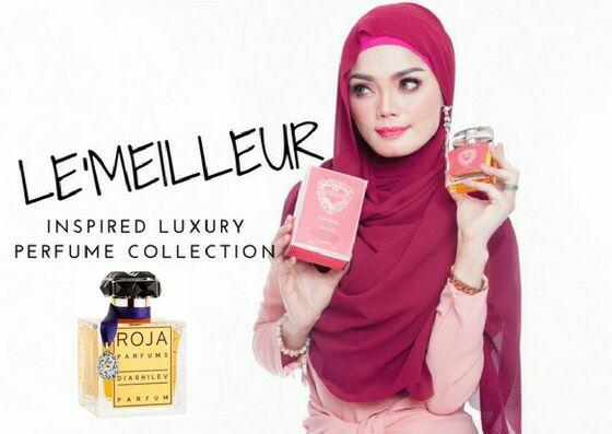 Jenama Perfume Paling Wangi dan Tahan Lama