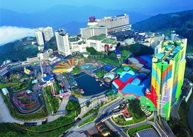 Airport Transfer Tour to genting-highlands