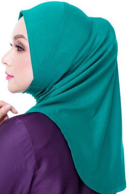 inner-soohana-hijau Jenis Inner Tudung