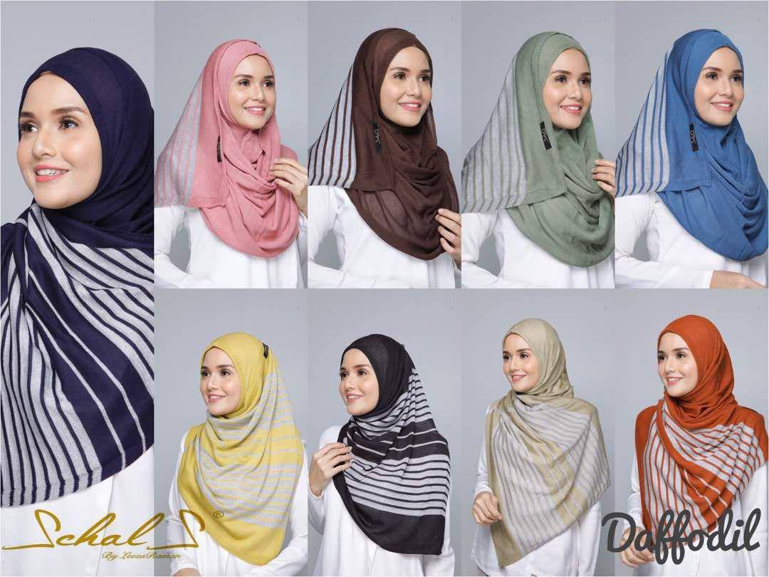 Tudung Instant Shawl Exclusive