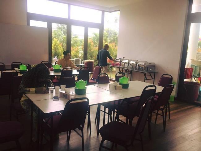 Homestay Villa Putrajaya yang Boleh sewa Meja dan Kerusi
