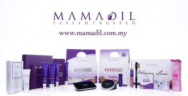 rangkaian produk mamadil terbaik untuk wanita