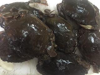 soft shell crab makanan laut yang sedap