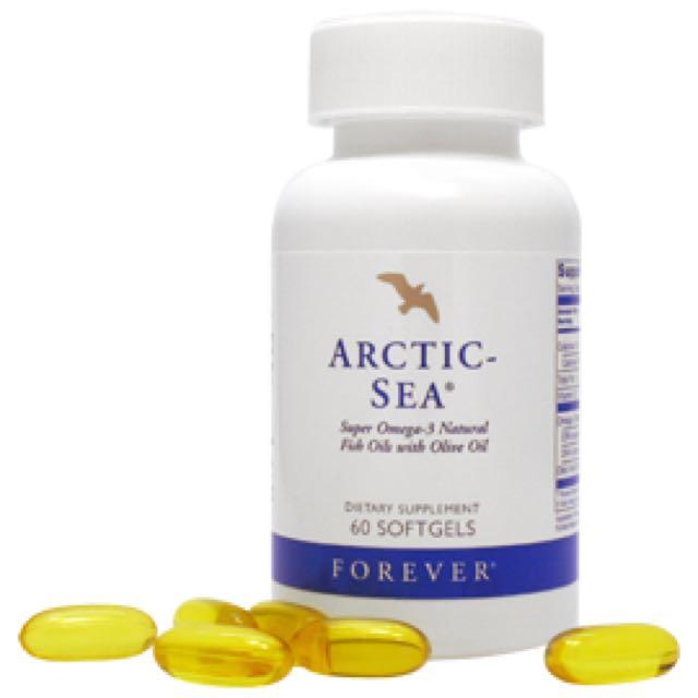 kelebihan forever living artic sea untuk kesihatan