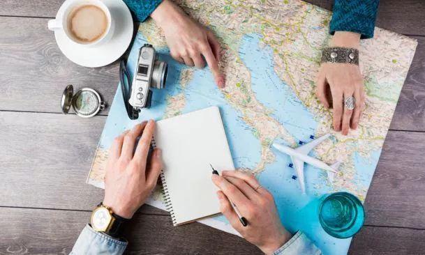 tips persediaan bercuti ke bandung - rancang perjalanan