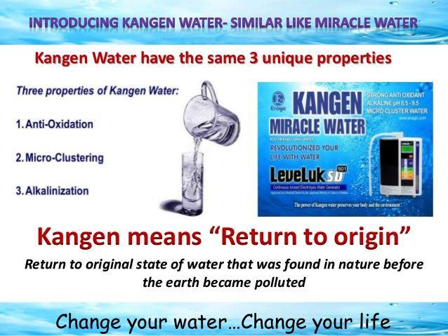 promosi terkini kangen water murah