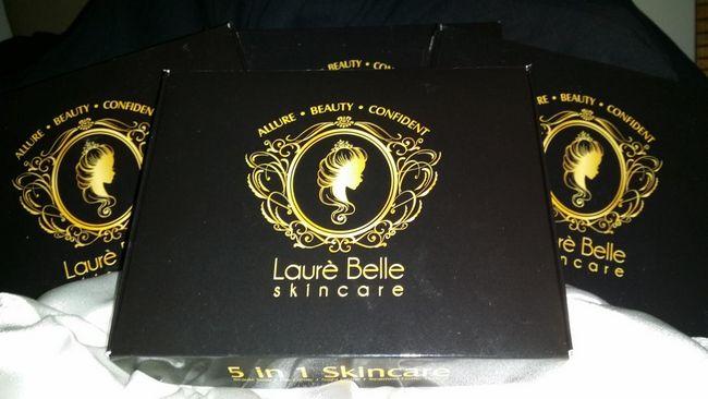 kaedah hilangkan jeragat dengan laure belle skincare