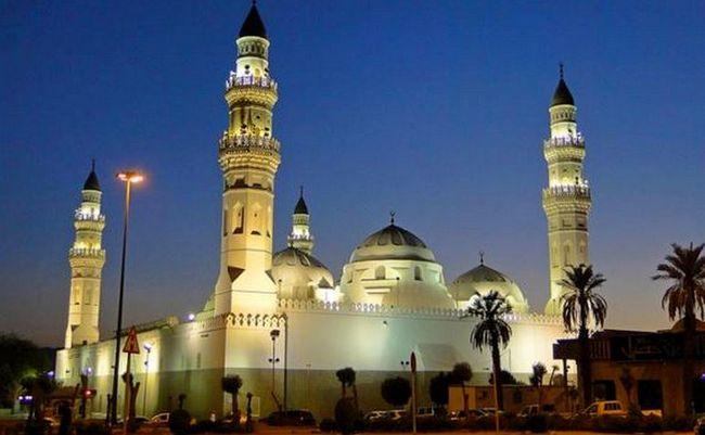 umrah ziarah ke masjid quba