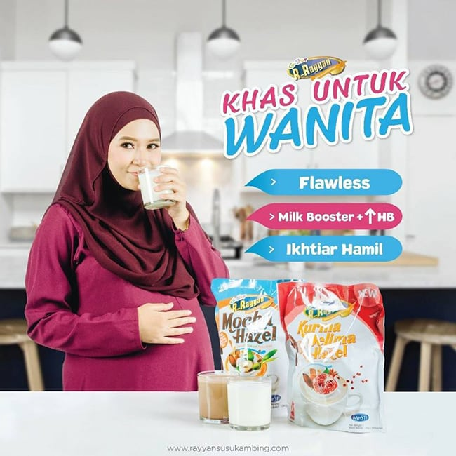 Kelebihan Susu Kambing Wanita