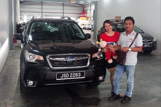Promosi Beli Kereta Subaru XV dan Forester Murah di Johor Bahru Bahagia