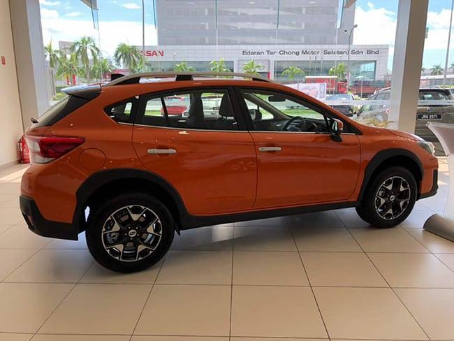 Promosi Beli Kereta Subaru XV dan Forester Murah di Johor Bahru Oren