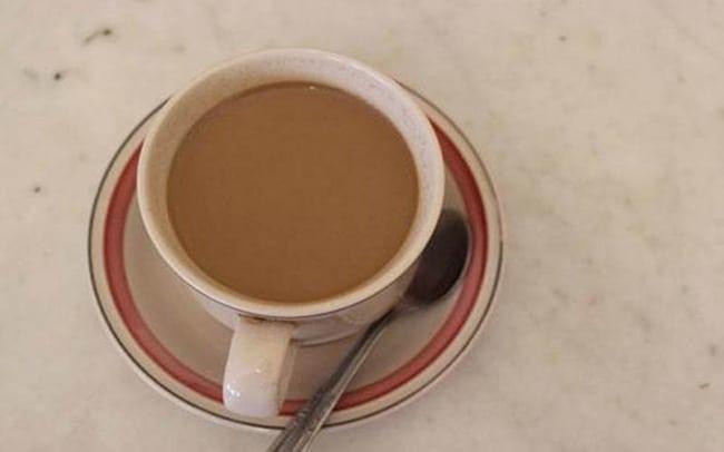 Masalah dalaman lelaki kopi susu