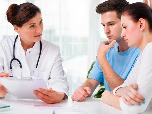 jumpa doktor periksa tahap kesihatan