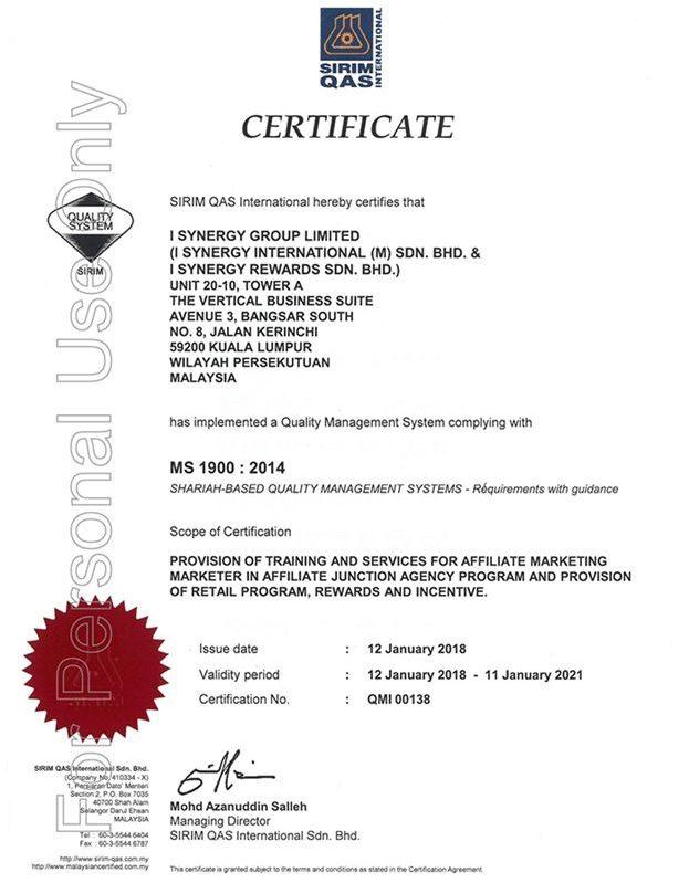 sijil halal MSSP