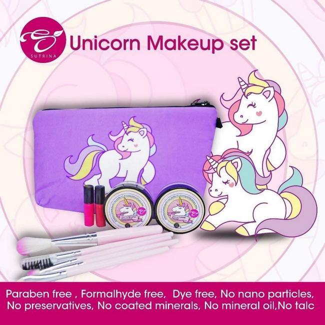 make up kanak - kanak terbaik