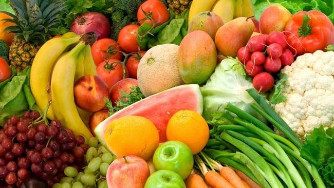 buah untuk kulit muka kering