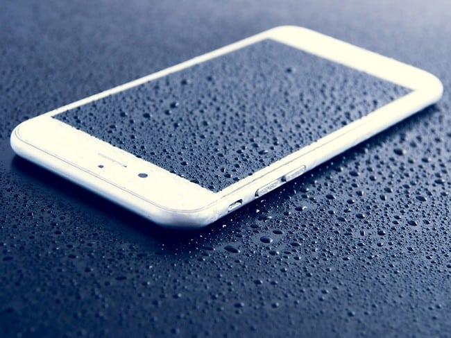 repair iphone water damage