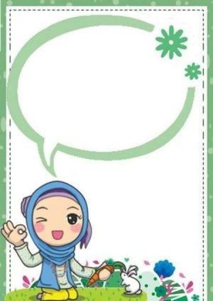 template bahan bantu belajar pendidikan islam