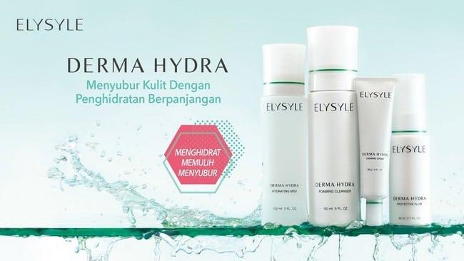 hidraderma produk mobile spa