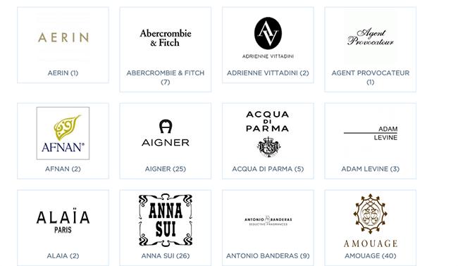promosi luxury perfume pelbagai
