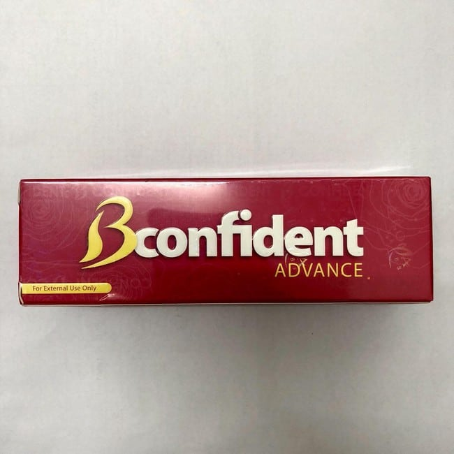 bconfident advance promo