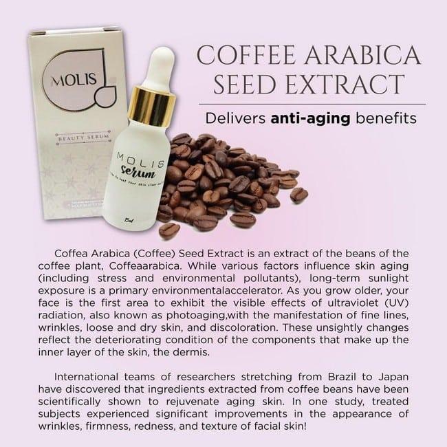 coffee extract rahsia cantik jelita