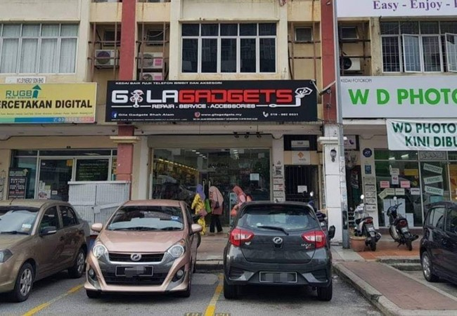Repair Phone Paling Hebat di Shah Alam 6