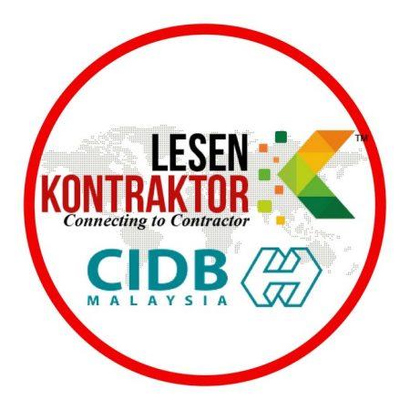 lesen kontraktor CIDB