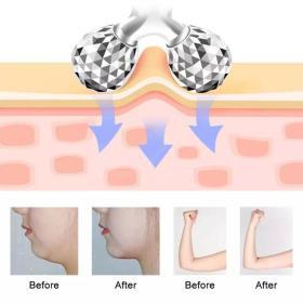 Kosmetický 3D masážní přístroj pro masáž bolavých partií celého těla