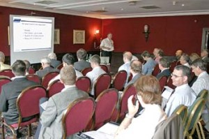 Lots to learn in the PROFIBUS Conference sessions
