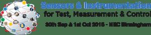 Sensors & Instrumentation show logo