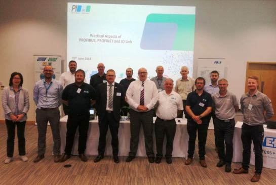 The Presentation Team at PI UK June Seminar