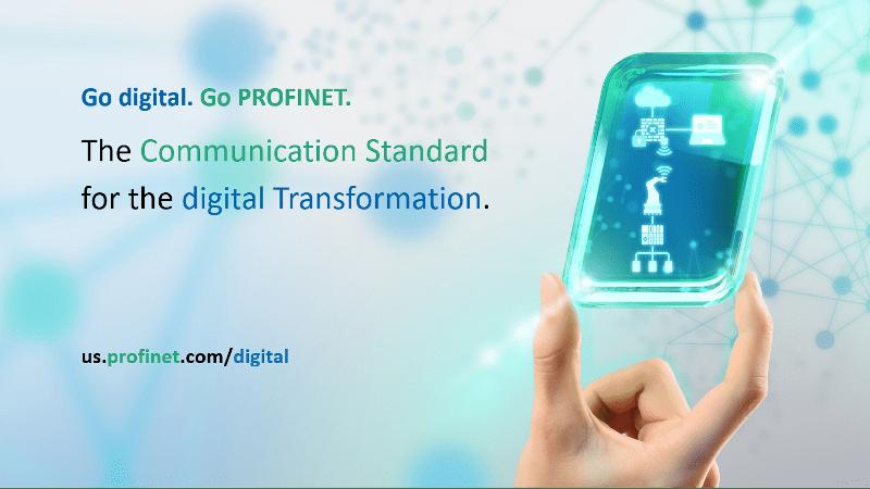 Go digital Go PROFINET Webinar