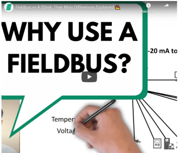 Why use a fieldbus