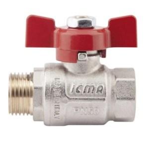 Кран шаровой в-н ICMA Арт-351