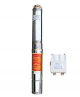 Насос скважинный  OPTIMA  3.5SDm2/9 0,37 кВт 50м + пульт +кабель 15м