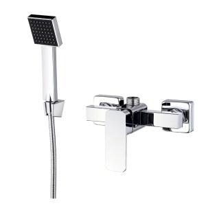 Смеситель для душ кабины ZEGOR NEB5 — А123