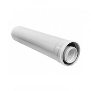 Коаксиальный удлинитель 750 мм, Ø60/100 AZ 391