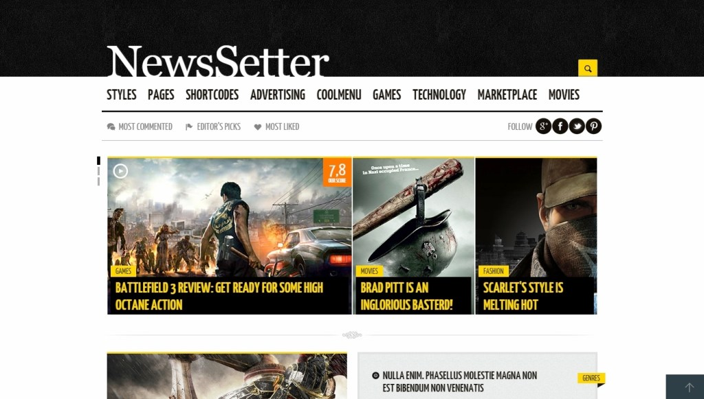 Gaming WordPress themes-2015-mar-26-003