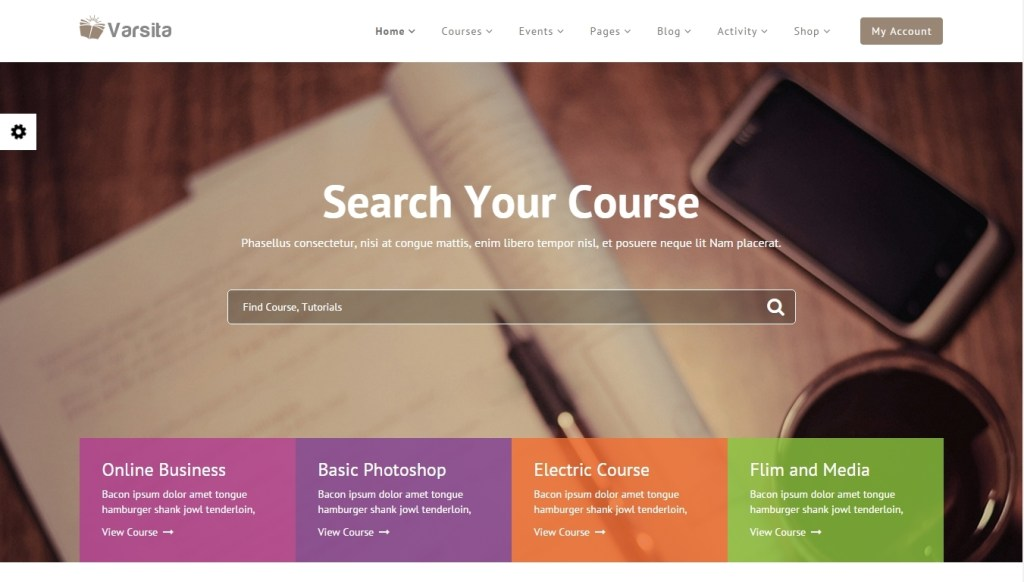 WordPress Learning Management System Themes-2015-apr-