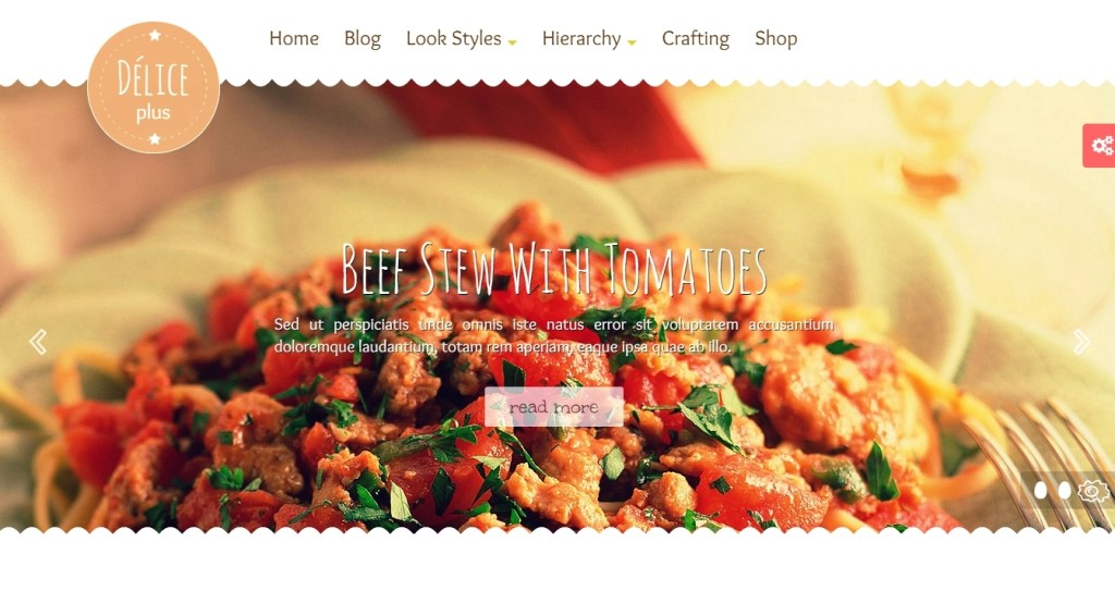 Best Food and Recipes WordPress Themes