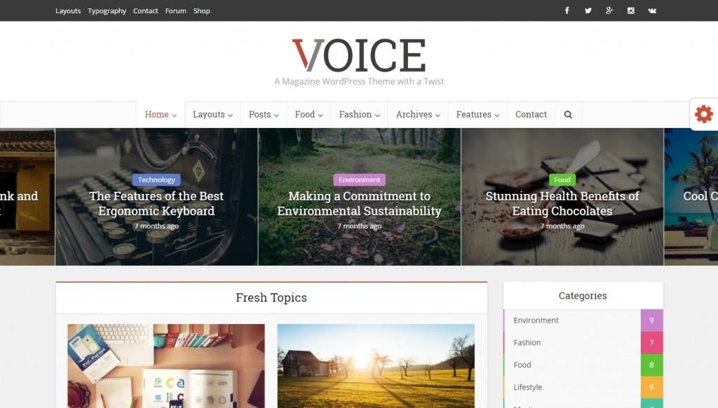 News wordpress Themes-2015